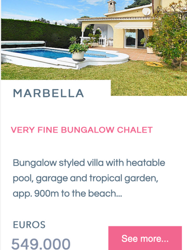 Chalet for sale - Elviria - Marbella