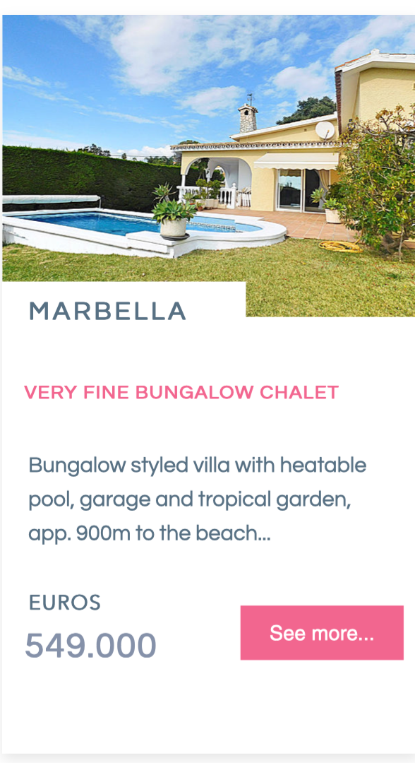 Chalet for sale - Elviria - Marbella