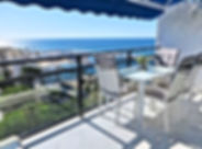 Penthouse Marbella city frontline beach for sale