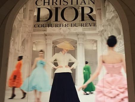 Expo Christian Dior 2017