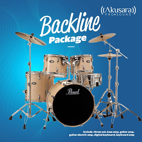Backline Package