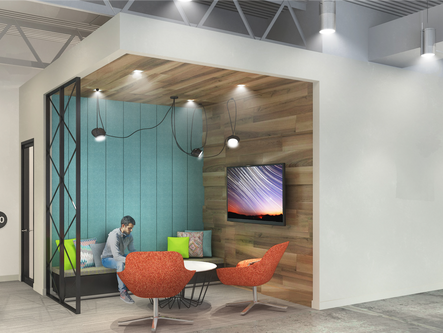 Office Space—Evolved. Introducing CIRQL@7142 Columbia Gateway Drive
