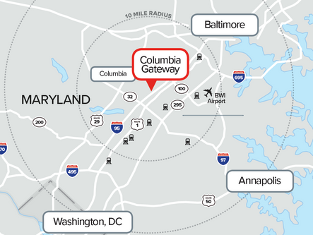 Cybersecurity Innovator Selects COPT's Columbia Gateway for Headquarters Location