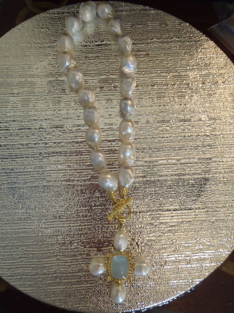 3 Piece Pearl Necklace