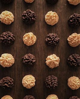 Hong Kong-Style Butter Cookies
