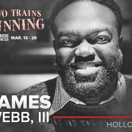 An Interview with James Webb III (Holloway) for Two Trains Running