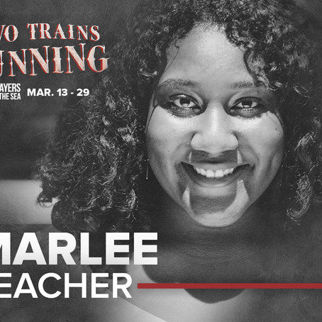 Interview with Marlee Feacher (Risa) for Two Trains Running