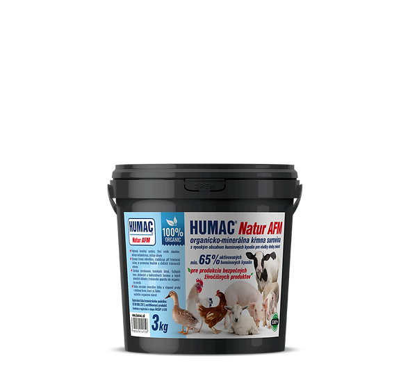 HUMAC® Natur AFM, 3kg