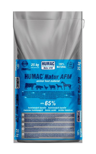 HUMAC® Natur AFM, 25 kg