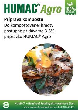 Príprava kompostu