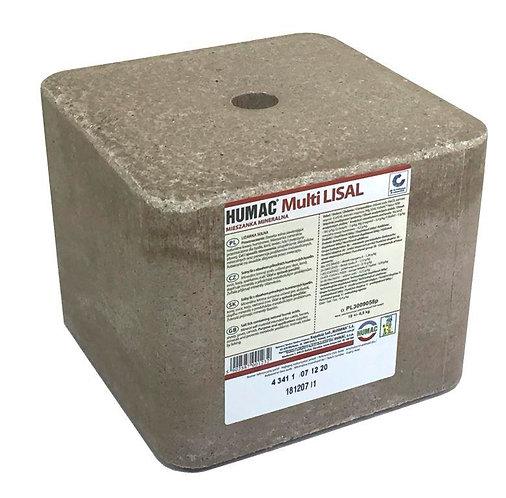 HUMAC® Multi LISAL, soľný líz s obsahom humínových kyselín a ďalších minerálov