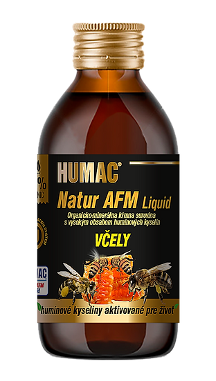 HUMAC® Natur AFM Liquid Včely, 250ml