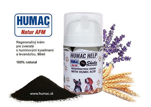Humac Help - Regeneračný krém s obsahom humínových kyselín, 50ml