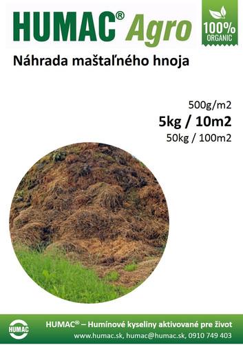 Náhrada maštaľného hnoja