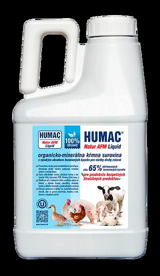 HUMAC® Natur AFM Liquid, 5 litrov