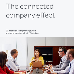 The connected company effect