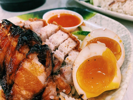 Best Char Siew and Crispy Roasted Pork in Ang Mo Kio!