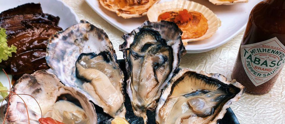 All-You-Can-Eat À La Carte Buffet with Cheese Lobster, Oysters, Scallops and MORE from $19.90!