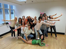 Dirty Dancing Hen Party Liverpool