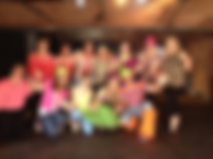 80's Themed Dance Class Liverpool Tea Building Dancing Fun Group Activity