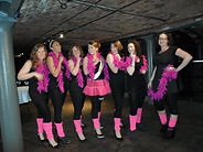 Burlesque Strip Tease Seduce Hen Party Dance Class Liverpool Lyssydoll Dance Parties