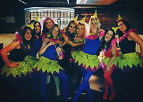 Hen Party Girls Night Out Dance Class Team Building Liverpool