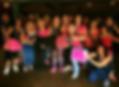 Hen Party Group Liverpool Dance Class Apartments Activities Weekend