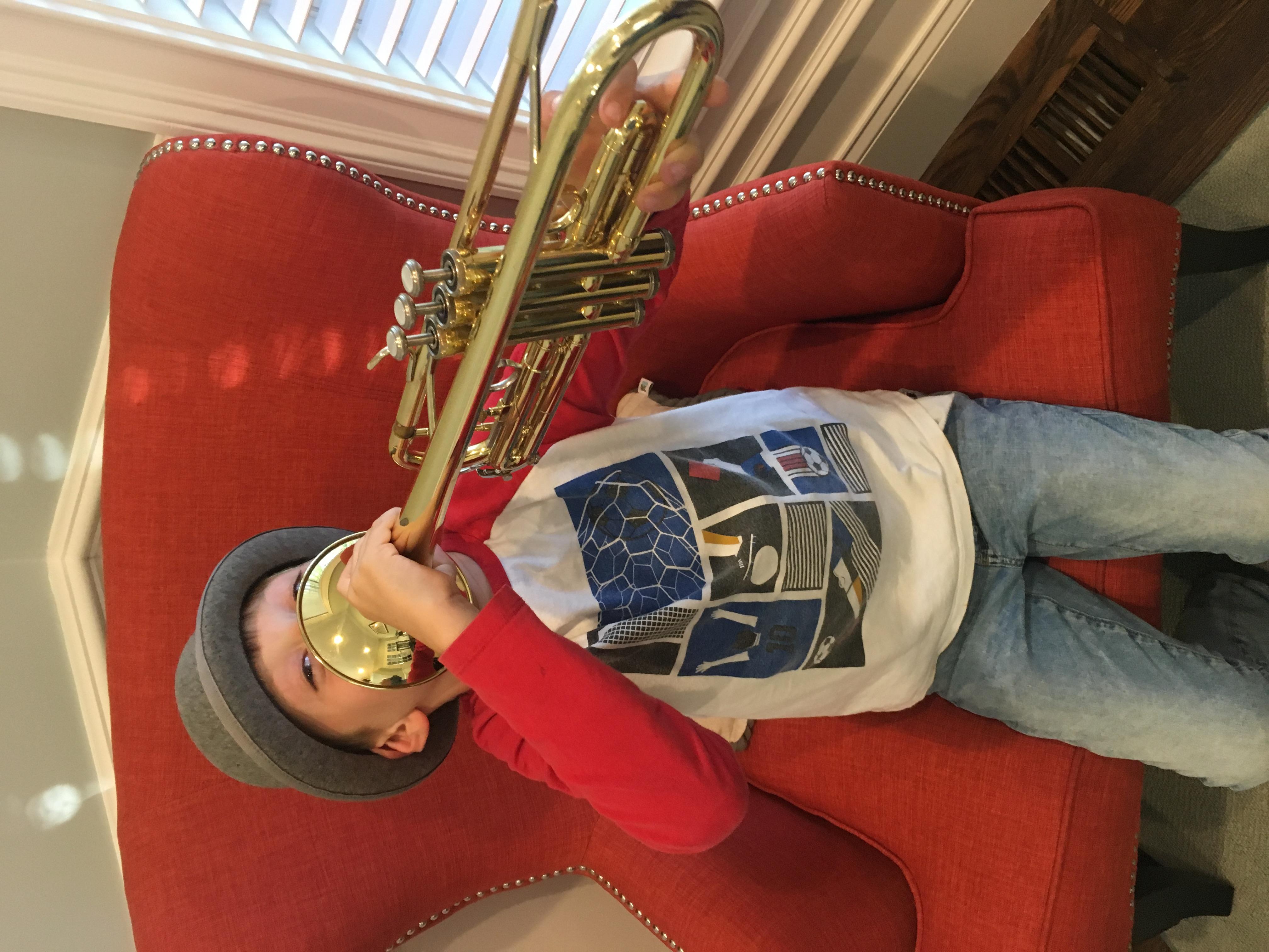 Trumpet Charlie