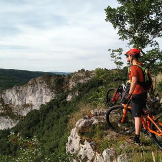 Circus van Bône per mountainbike