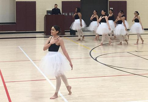 Arlington-Grand Prairie High School Dance Team