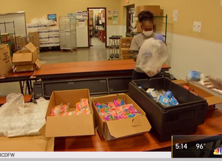 Public Charter Schools Provide Lunches at Home