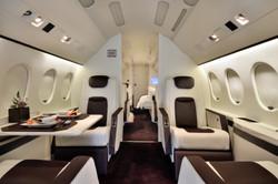 Falcon 900EX Interior 004