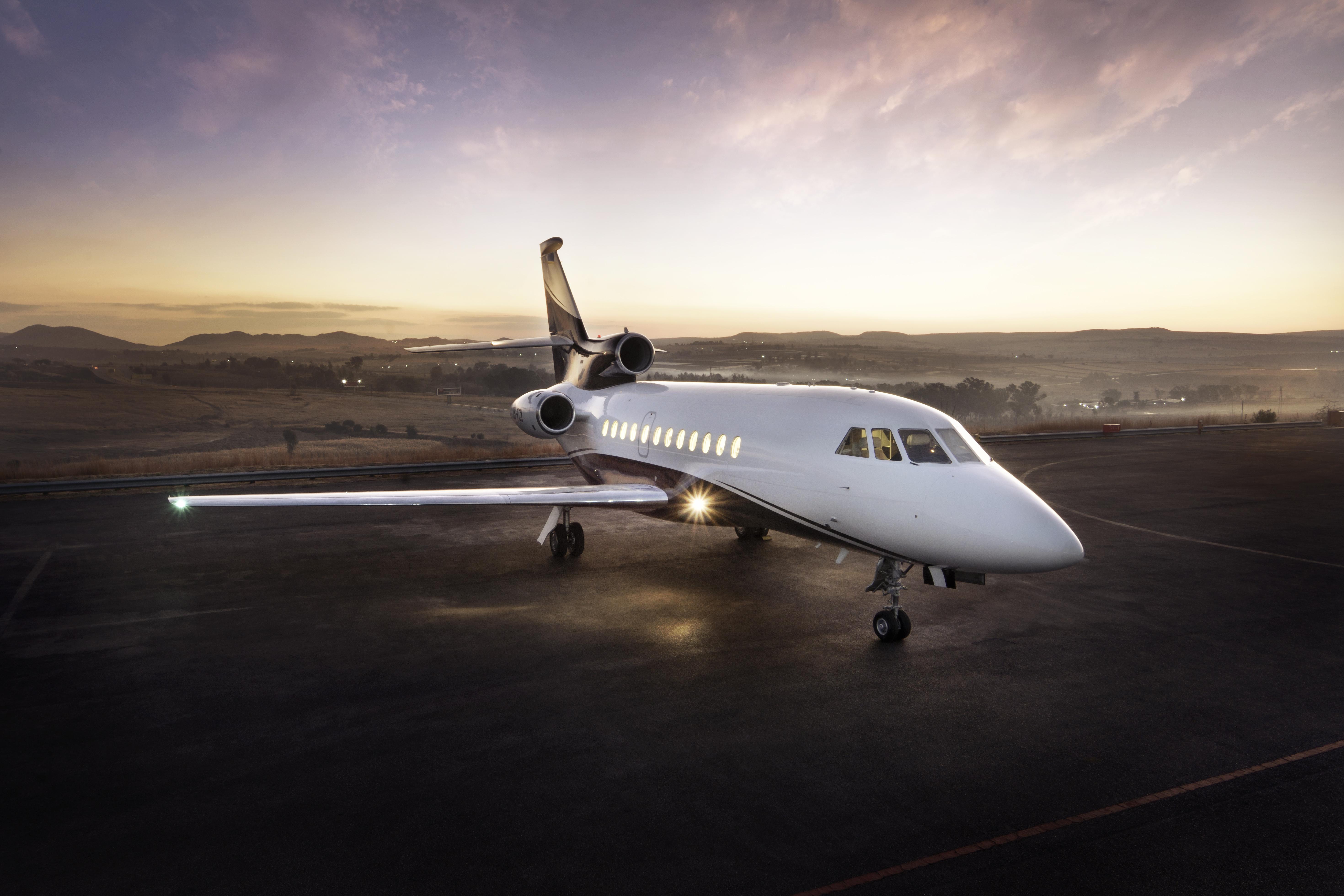 Falcon 900EX 008