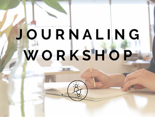 Mindfully Me Journals - WORKSHOPS