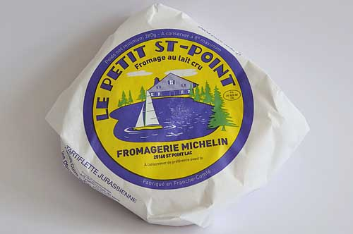 Petit St Point Michelin