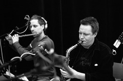 Tilman Ehrhorn y Uwe Steinmetz