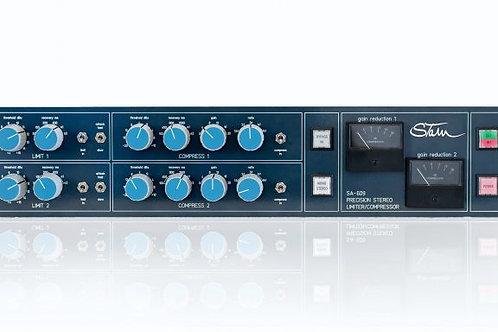 SA-609 – Analog VCA Compressor / Limiter