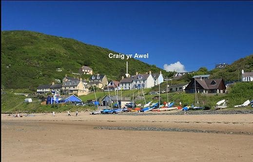 Craig yr Awel location.jpg