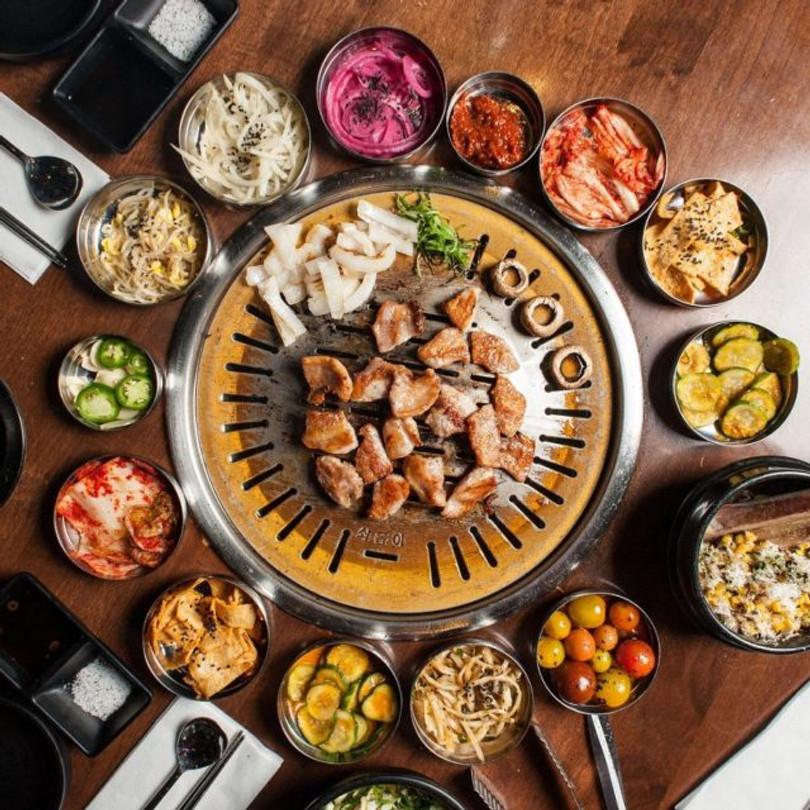 Barbacoa Coreana