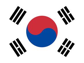 ¿Que tan grande es Corea?