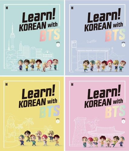 LEARN KOREAN WITH BTS