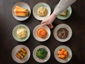 Comida coreana: un estudio en equilibrio armonioso