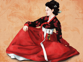 Hanbok – Vestimenta tradicional coreana