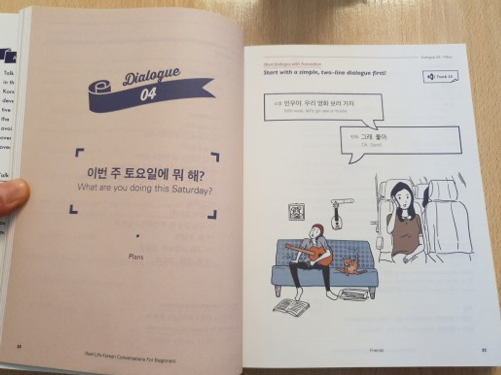 Real life Korean Conversations for Beginner