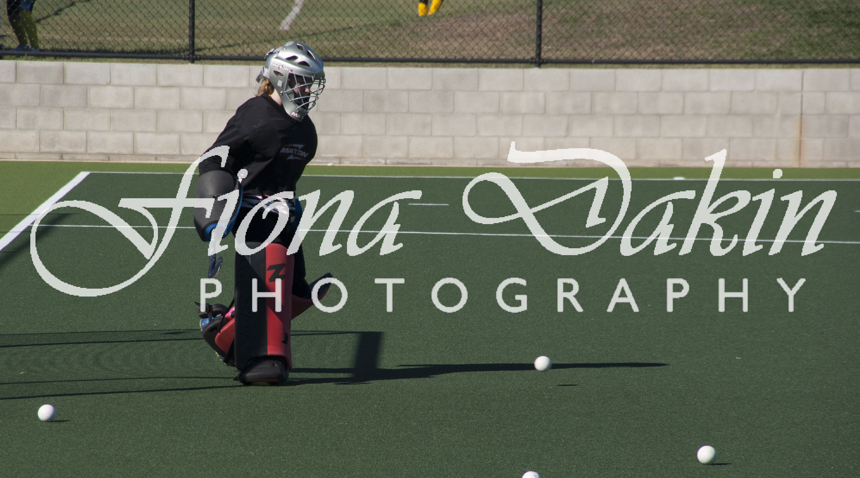 Goalies Under 13s