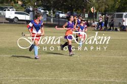 Under 15s Girls 2018 Hockey