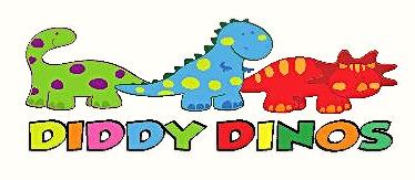 Diddy Dinos Logo