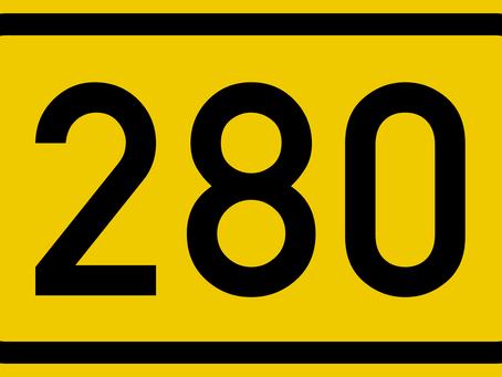 280 woorden - REBEL GIRLS - 14 januari 2020