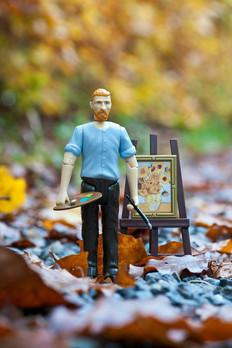 De aller- allerlaatste brief van Vincent van Gogh