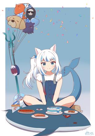 Birthday Feast!